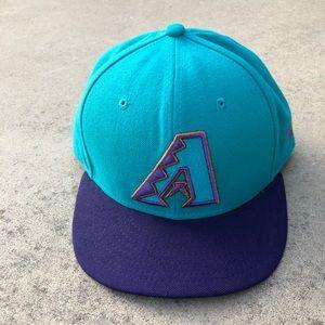 🍇🍇 Vintage Arizona Diamondbacks fitted hat